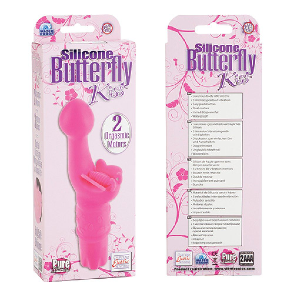 Butterfly Kiss Silicone