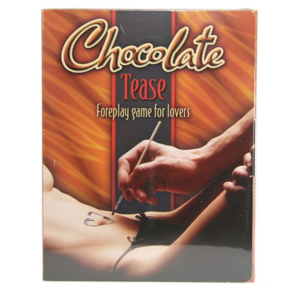 Chocolate sex games