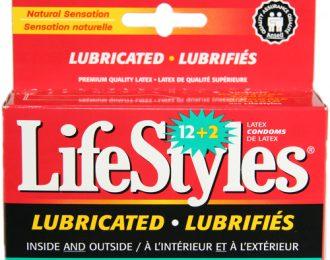 LifeStyles Lubricated