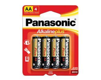 Panasonic AA – Alkaline
