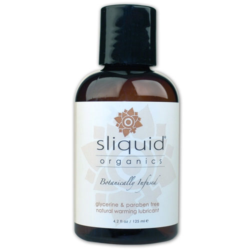 Sliquid Organics Sensations Lubricant