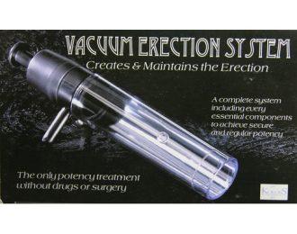 Vacuum Erection System