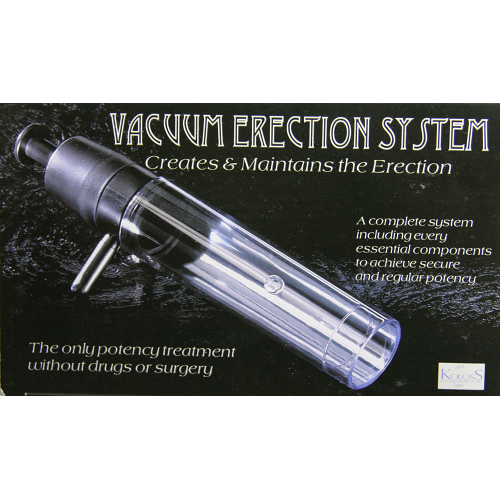 Vacuum Erection System