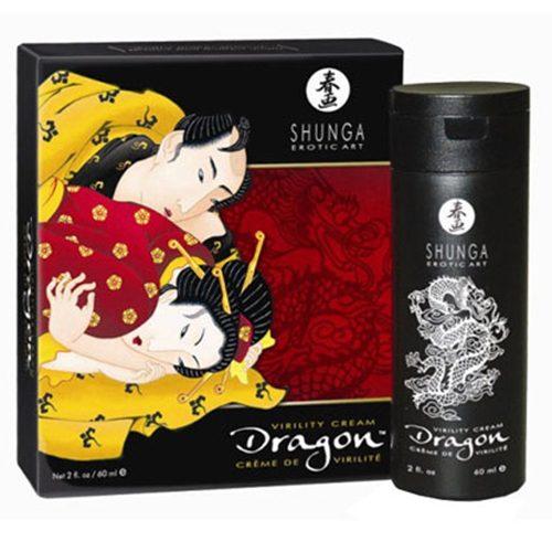 Shunga Dragon Virility Cream