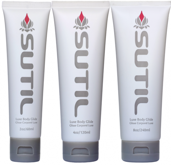 Sutil Luxe Lubricant