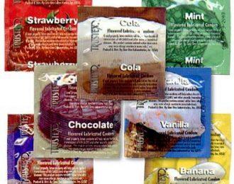 Trustex Flavoured Condoms