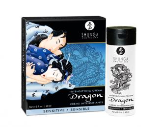 Shunga Dragon Sensitive Intensifying Cream