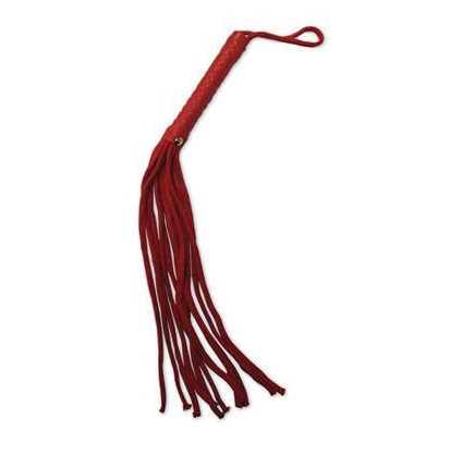 S&M Faux Leather Flogger