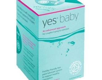Yes Baby Sperm Friendly Lubricant